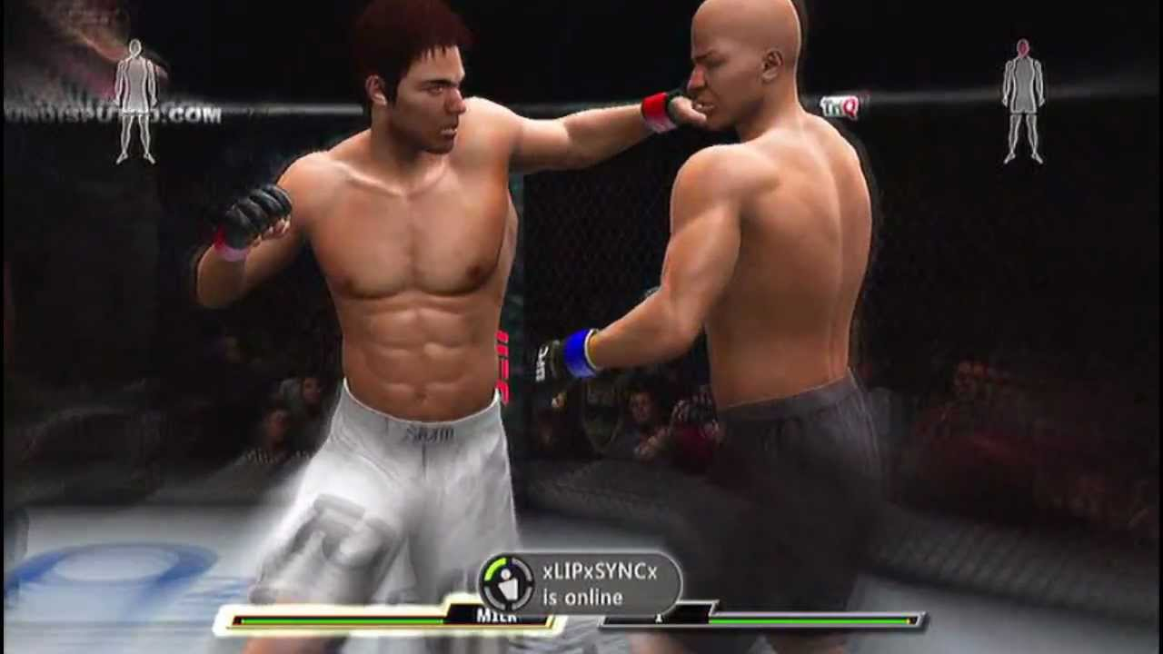 how to stop knockouts ufc undisputed 3 mods