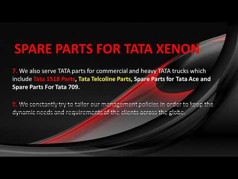 BP Auto Spares India | World Acclaimed Exporters of Tata Spare Parts