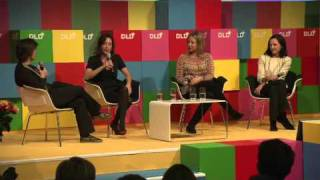 DLD11 - The Communications Difference (Brandee Barker, Brooke Hammerling, Margit Wennmachers)