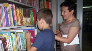 К юбилею библиотеки М. Костин: пятилетний репортаж о движении вперёд. HD