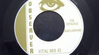 Download lagu The Officials - Babylonians