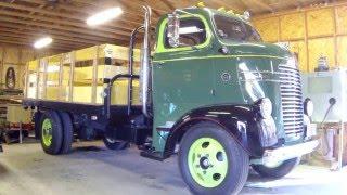 Dec 2015 Detroit Diesel 4-53T Cold Start