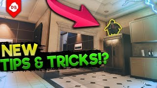 NEW Hiding Spots + Pro Angles - Rainbow Six : Siege Tips and Tricks