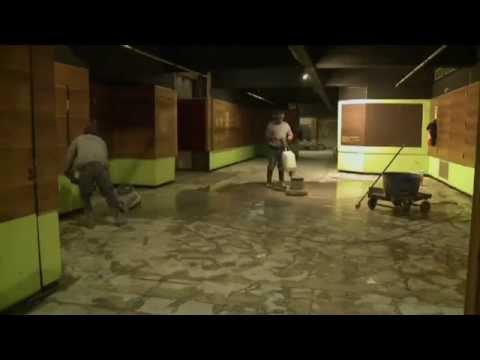 Reconstrucción del Museo Nacional de Historia Natural