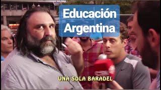 Arturo Maluco - EDUCACIÓN Argentina