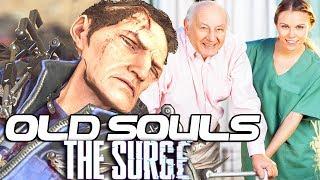 Sad Old Robot Souls - The Surge Gameplay