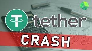 Tether Market Crash!!! | USDT News