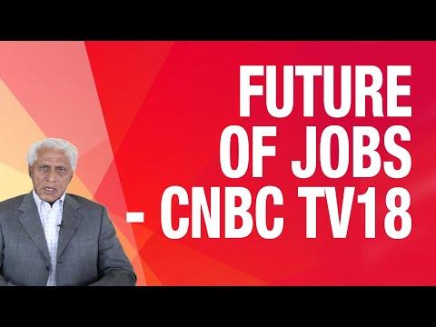 Future of Jobs in India: A WF | RTAJ Initiative with CNBC TV18