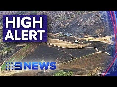 SA braces for second extreme heatwave | Nine News Australia