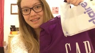 Small Winter Haul: Aeropostale, The Gap, and More! Thumbnail
