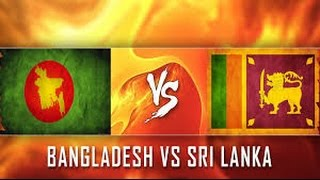 Bangladesh Vs Sri Lanka Live Channel 9