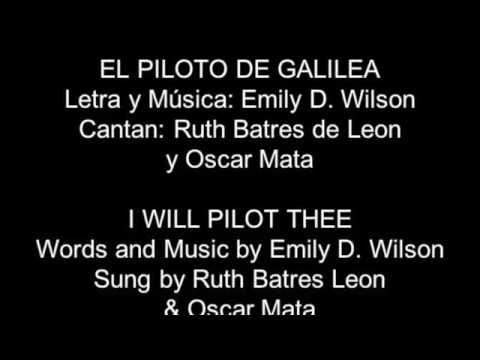 254-himnario-el-piloto-de-galilea-i-will-pilot-thee-oscar-nancy-and-friends