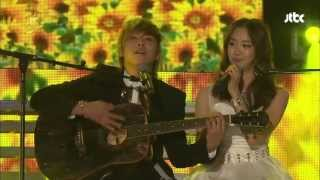 SISTAR Dasom & MBLAQ Lee Hong Ki (다솜 & 이홍기) - Way Back Into Love [GDA/Golden Disk Awards]
