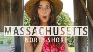 Massachusetts North Shore  Travel Guide
