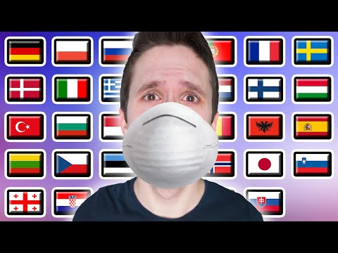 "How To Say ""CORONAVIRUS!"" In 40 Languages Ft. Google Translate"
