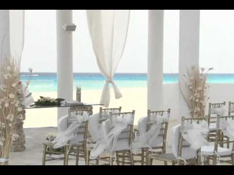 C Wedding At Le Blanc Spa Resort Video Pt 1