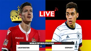 Germany vs Liechtenstein World Cup Qualifiers Live Match Today eFootball PES 2021 Gameplay