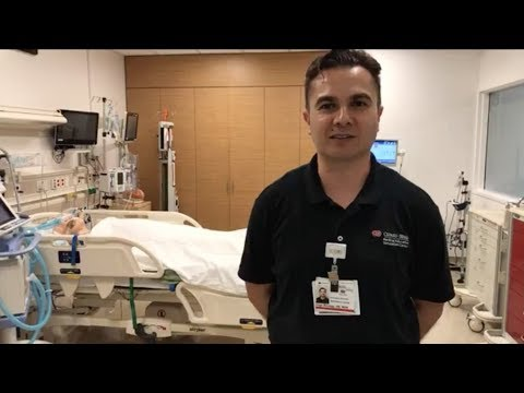Tour Of The Simulation Center: Facebook Live | Cedars-Sinai