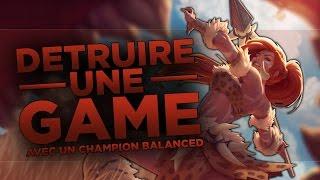 Nidalee Jungle - Tenir une game et faire la différence feat Gotoone