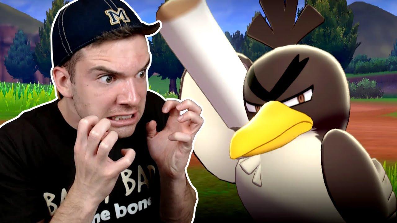 Download Pokemon Sword - Duck You, Farfetch'd