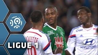 Olympique Lyonnais - AS Saint-Etienne (2-2) - Highlights - (OL - ASSE) / 2014-15