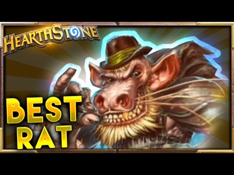 Epic Dirty Rat Moments! Ep.3 | Hearthstone Gadgetzan