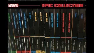 Marvel Epic Collection: The Successor of Marvel Essentials