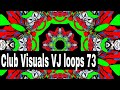 Club Visuals VJ loops 73 Free Download Full HD 1080p