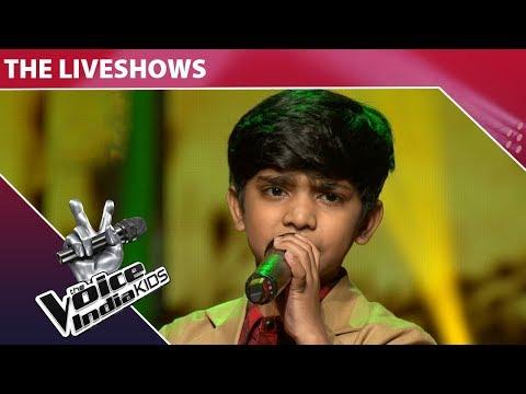 Fazil Performs On Pardesi Pardesi   The Voice India Kids   Episode 30