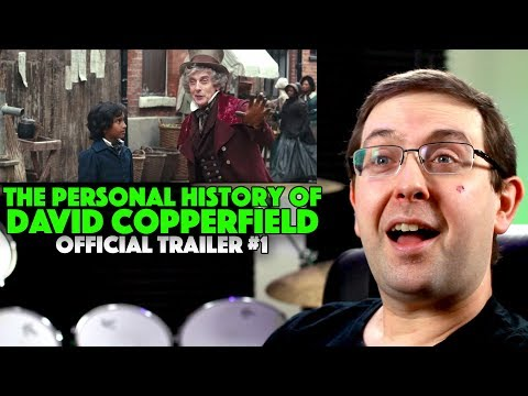 REACTION! The Personal History of David Copperfield Trailer #1 – Dev Patel Movie 2020