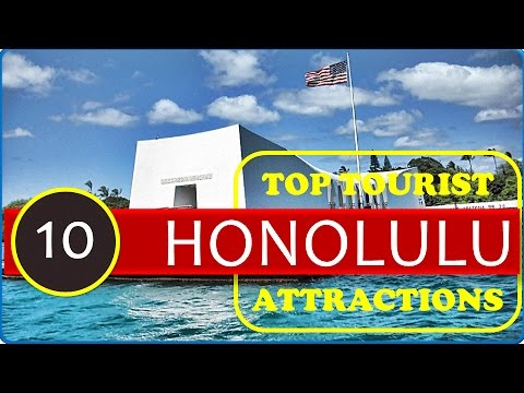Visit Honolulu Hawaii USA Things To Do In Honolulu The Big - 10 things to see and do in honolulu