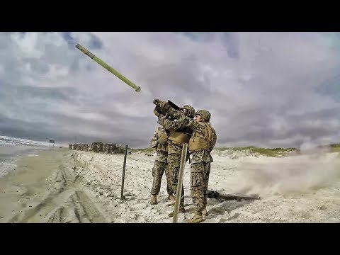 Low Altitude Air Defense • FIM-92 Stinger Missiles