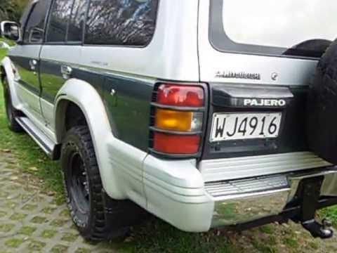 Mitsubishi Pajero from Rockstar Cars.