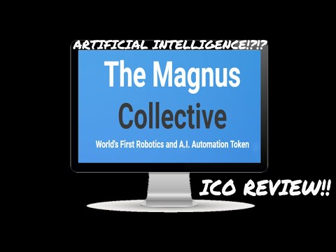 MAGNUS COLLECTIVE ICO REVIEW