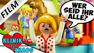 Playmobil Film Deutsch MAMA ERINNERT SICH NICHT AN DIE FAMILIE! GEDÄCHTNIS FÜR IMMER WEG?Klinikchaos