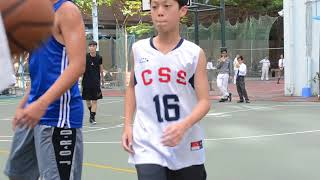 Publication Date: 2017-12-13 | Video Title: 金文泰中學 自組籃球比賽初賽 哥打得不是球 是氣質 vs 籃