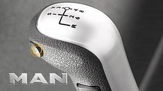 MAN ComfortShift gearshift