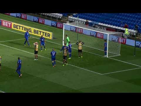 Cardiff v Sheffield Wed
