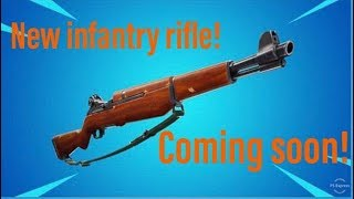 Fortnite VALENTINES EVENT, FREE WRAP AND NEW INFANTRY RIFLE SOON // Fortnite PS4 livestream