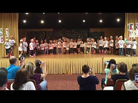 2015 Ben Gamla Palm Beach KG  Eretz Yisrael Sheli