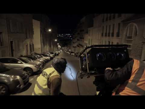 Marseille - Video Mapping Making off