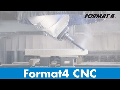 FORMAT-4 CNC hulpmiddelen op maat gemaakt