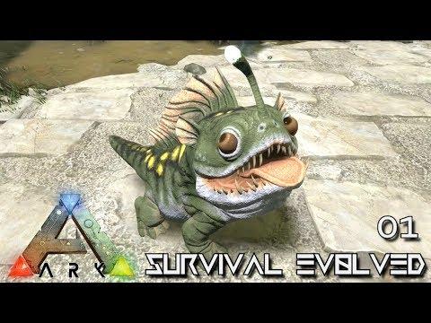 ARK: ABERRATION - NEW EPIC JOURNEY BEGINS E01 ( GAMEPlAY ARK: SURVIVAL EVOLVED ) !!!