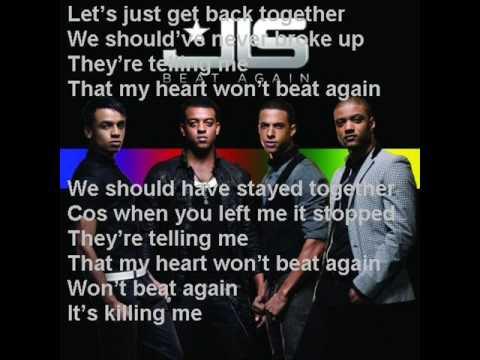 Jls Beat Again With Lyrics Hd Youtube - Imagez co