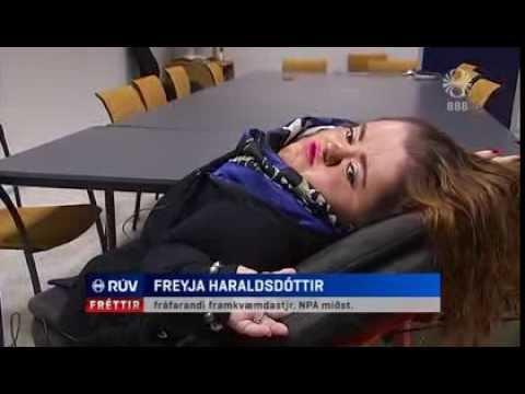 Fréttir RÚV -  Kynferðisofbeldi gangvart fötluðu fólki