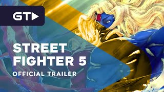 Street Fighter V: Champion Edition - Gill Gameplay Trailer