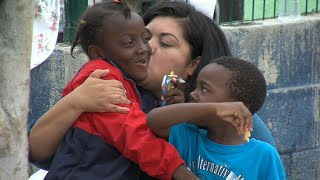 Mexicans Respond To Haitians, Africans With Unusual Hospitality