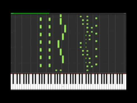 Russian Dance on Synthesia