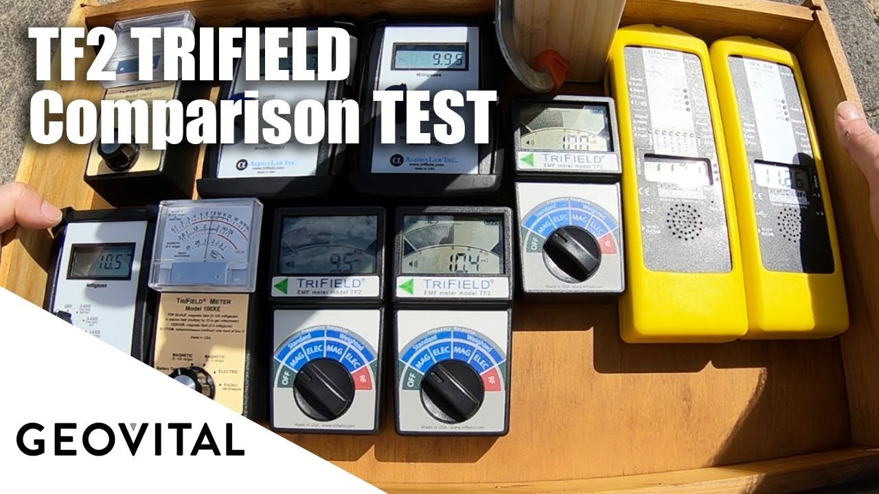 The new TF2 Trifield gauss meter as tool for the amateur – Product