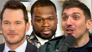 50 Cent and Chris Pratt Expose Fake Wokeness in Hollywood | Flagrant 2 with Andrew Schulz and Akaash